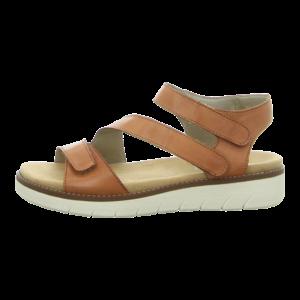 Sandaletten - Remonte - braun