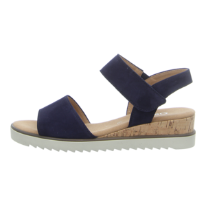 Sandaletten - Gabor - bluette (Kork)