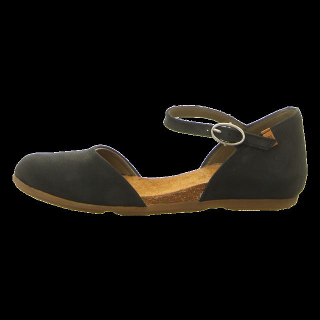 891f03a1deb27 El Naturalista - ND54 BLACK - Stella - black - Sandalen