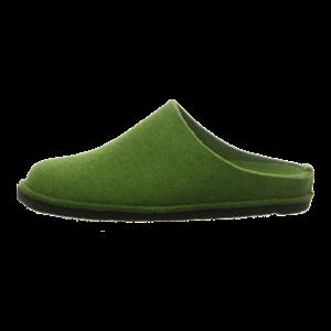 Hausschuhe - Haflinger - Flair Soft - grasgrün