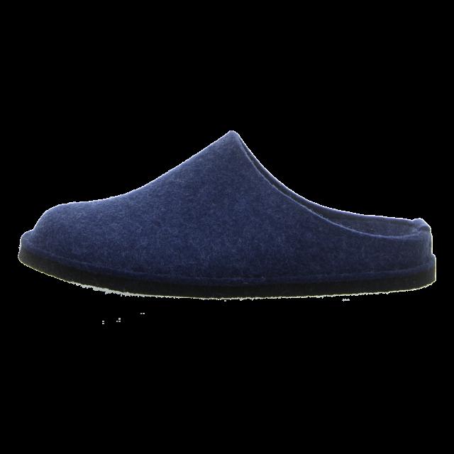 Haflinger - 311010 72 - Flair Soft - jeans - Hausschuhe