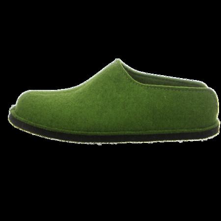Hausschuhe - Haflinger - Flair Smily - grasgrün
