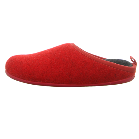 Hausschuhe - Camper - Wabi - medium red