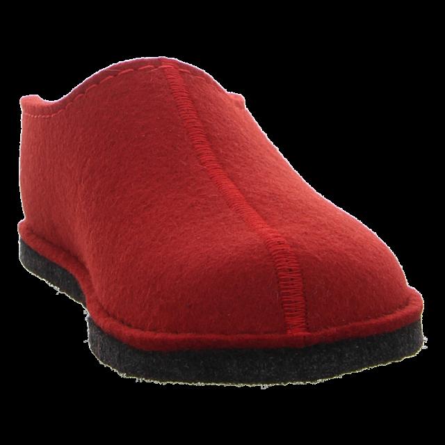Haflinger - 311013 11 - Flair Smily - rubin - Hausschuhe