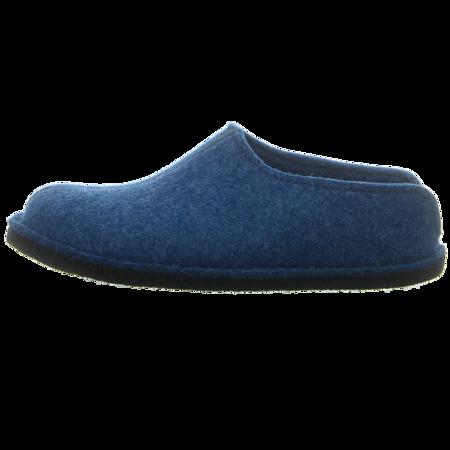 Hausschuhe - Haflinger - Flair Smily - jeans