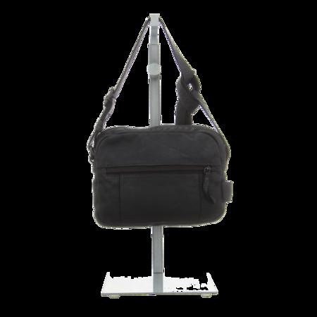 Handtaschen - Voi Leather Design - Reißverschlusstasche - schwarz