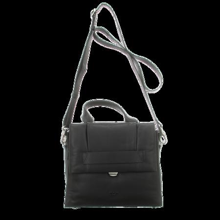 Handtaschen - Voi Leather Design - Kurzgrifftasche - schwarz