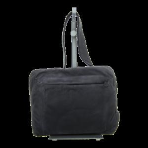 Handtaschen - Voi Leather Design - Crossover A4 - schwarz