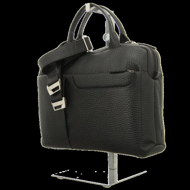 Voi Leather Design - 20900 SZ - Laptoptasche - schwarz - Handtaschen