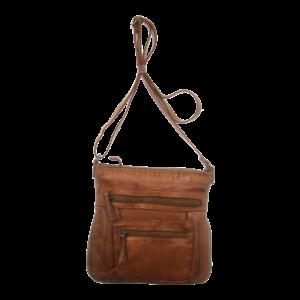 Handtaschen - Bear Design - Marion - cognac