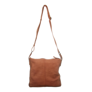 Handtaschen - Voi Leather Design - Crossbody - brandy