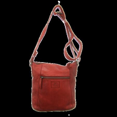 Handtaschen - Bear Design - Veerle - rood