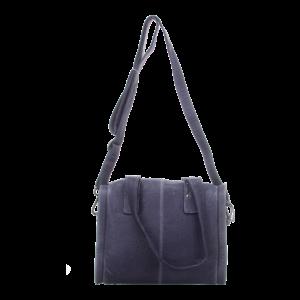 Handtaschen - Voi Leather Design - Kurzgrifftasche - purple
