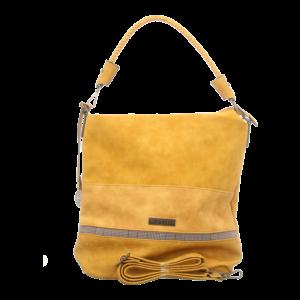 Handtaschen - Rieker - gelbe-schwarz