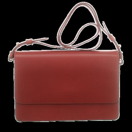 Handtaschen - Vagabond - Virginia - deep red