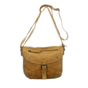 Handtaschen - Bear Design - okergeel