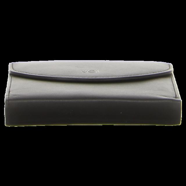 Voi Leather Design - 70015 SZ - Damenbörse - schwarz - Geldbörsen