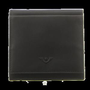 Geldbörsen - Voi Leather Design - Wiener Schachtel - schwarz