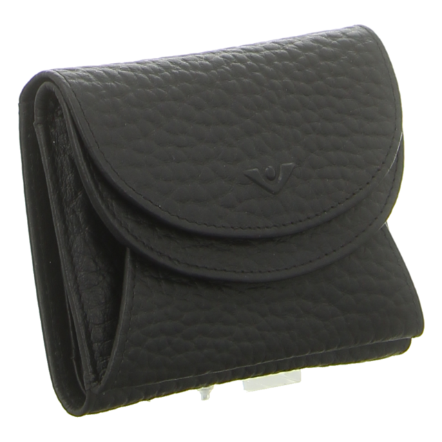 Voi Leather Design - 70187 SZ - Wiener Schachtel - schwarz - Geldbörsen