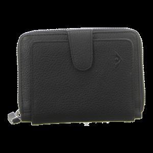 Geldbörsen - Voi Leather Design - Damenbörse - schwarz