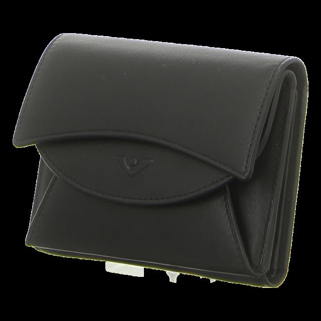 Voi Leather Design - 70363 SZ - Wienerschachtel - schwarz - Geldbörsen