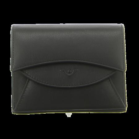 Geldbörsen - Voi Leather Design - Wienerschachtel - schwarz