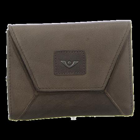 Geldbörsen - Voi Leather Design - espresso