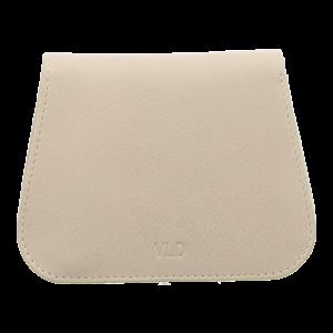 Geldbörsen - Voi Leather Design - Kombibörse Ilana - fawn