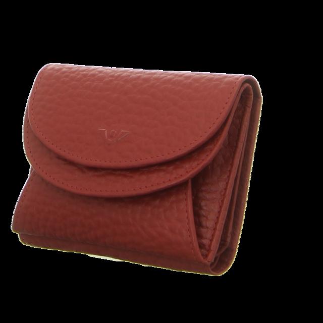 Voi Leather Design - 70187 GRANAT - Wiener Schachtel - granat - Geldbörsen