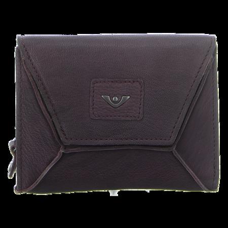 Geldbörsen - Voi Leather Design - plum