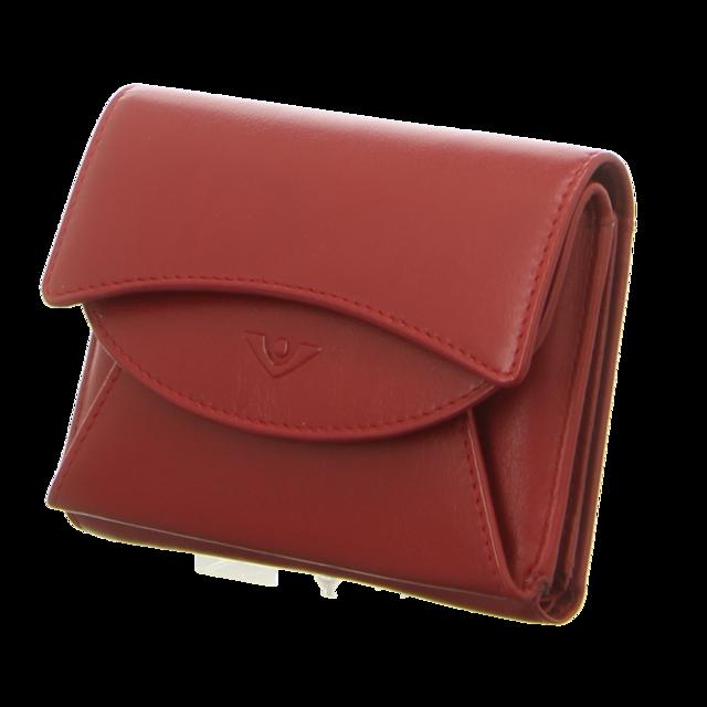 Voi Leather Design - 70363 GRANAT - Wienerschachtel - granat - Geldbörsen