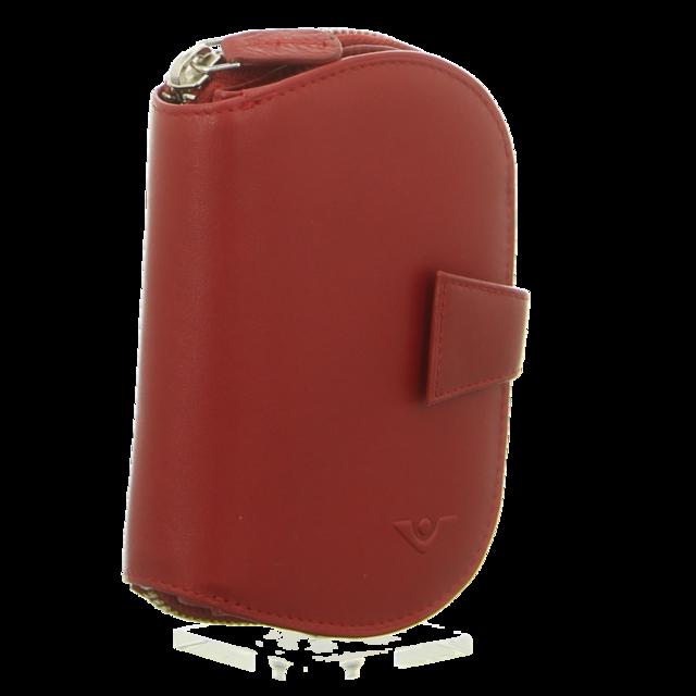 Voi Leather Design - 70242 GRANAT - Damenbörse - granat - Geldbörsen