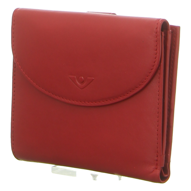 Voi Leather Design - 70015 GRANAT - Damenbörse - granat - Geldbörsen