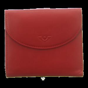 Geldbörsen - Voi Leather Design - Damenbörse - granat