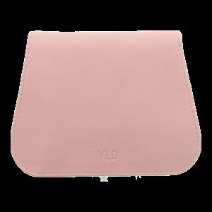 Geldbörsen - Voi Leather Design - Kombibörse Ilana - rose
