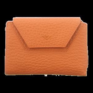 Geldbörsen - Voi Leather Design - Kombibörse Tammy - orange