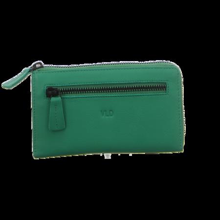 Geldbörsen - Voi Leather Design - Damenbörse - acid green