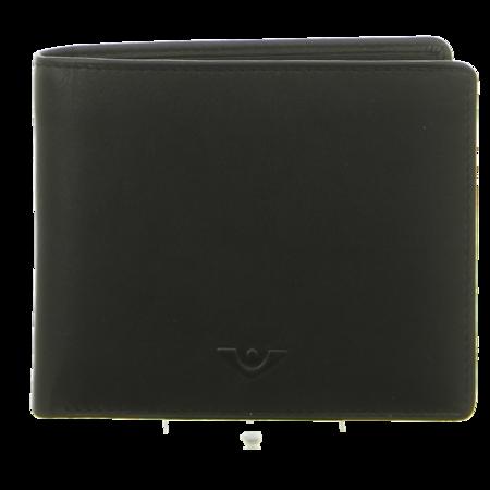 Geldbörsen - Voi Leather Design - Herrenbörse - schwarz