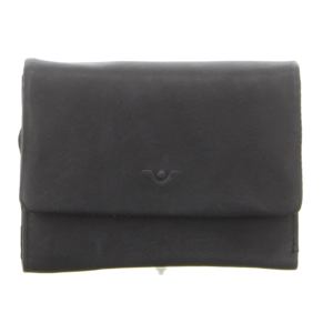 Geldbörsen - Voi Leather Design - Kombibörse - schwarz