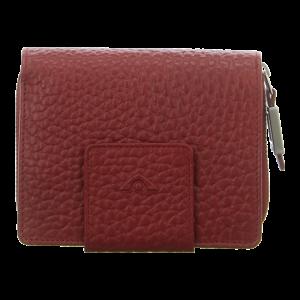Geldbörsen - Voi Leather Design - Kombibörse - granat