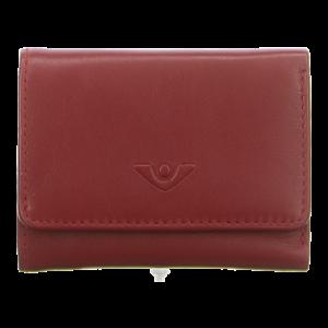 Geldbörsen - Voi Leather Design - Minibörse - granat