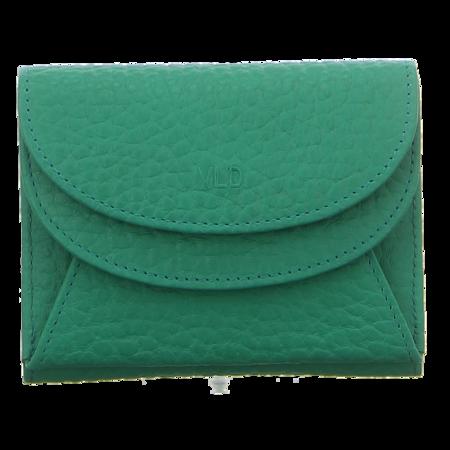Geldbörsen - Voi Leather Design - Wienerschachtel Tori - acid green